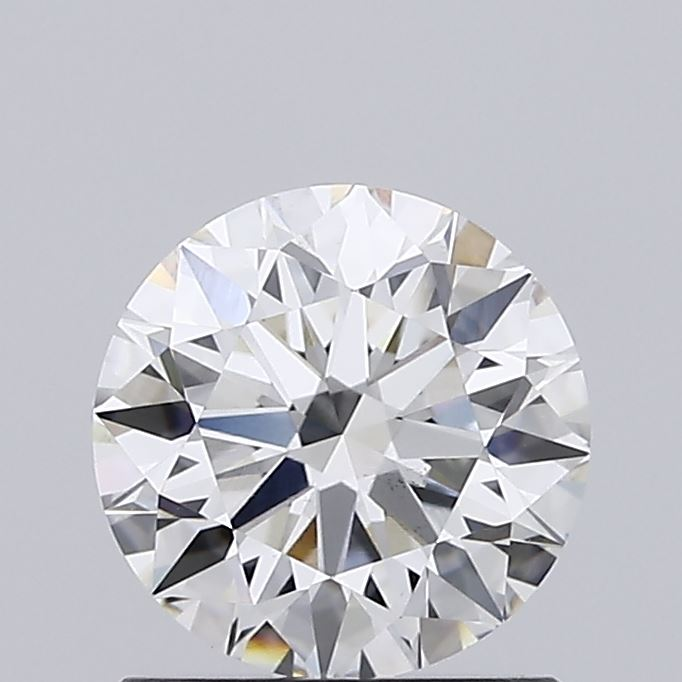 1.02 Carat G-VS1 Ideal Round Diamond