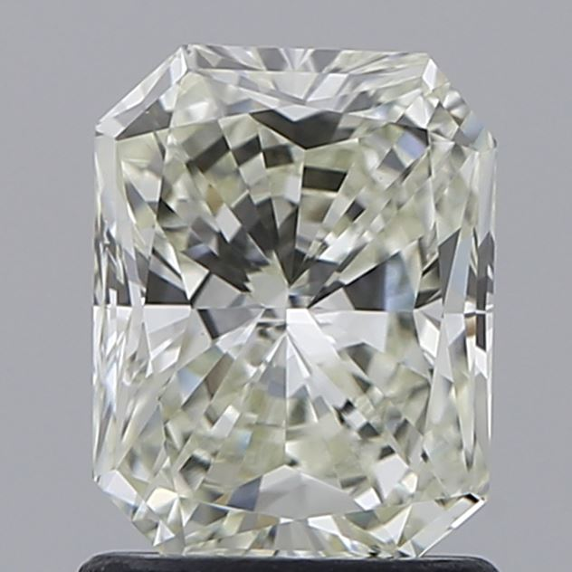 1.22 Carat J-VS2 Very Good Radiant Diamond